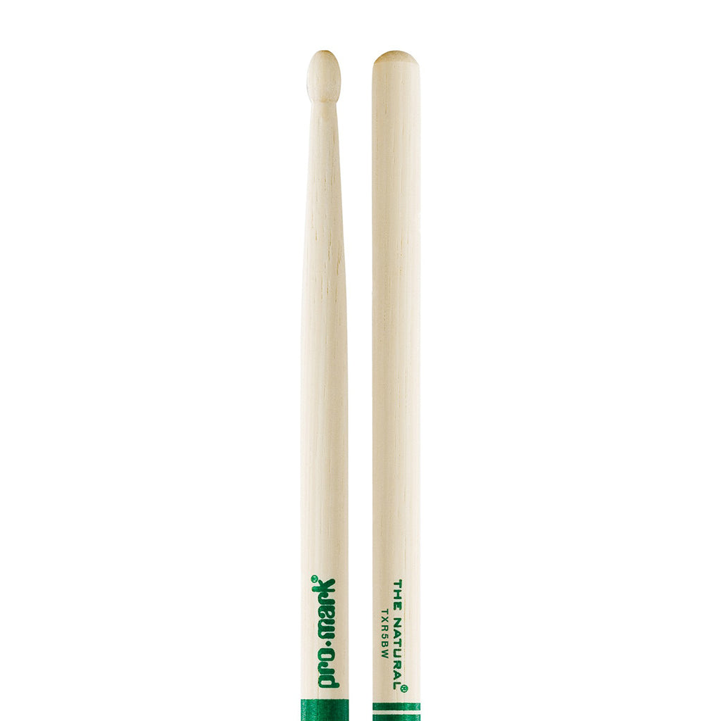 "ProMark - Hickory - 5B ""The Natural"" Wood Tip"