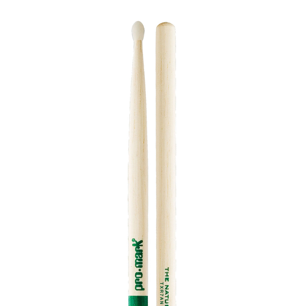 "ProMark - Hickory - 7A ""The Natural"" Nylon Tip"