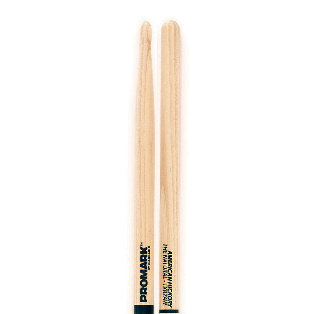 "ProMark - Hickory - 7A ""The Natural"" Wood Tip"