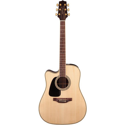 Takamine GD51CE-NATLH Dreadnought Left Handed Acoustic Guitar