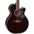 Takamine GN75CE-WR NEX Acoustic Guitar - Wine Red