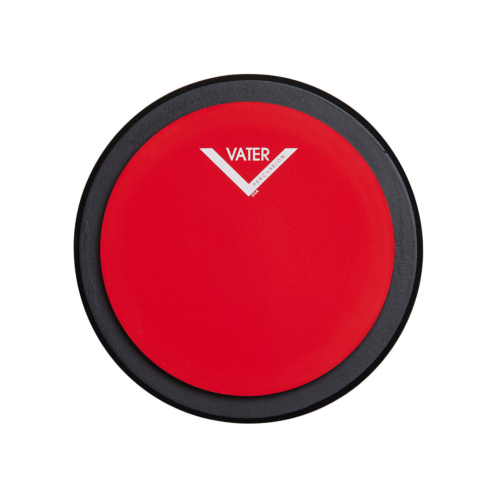 "Vater - Chop Builder - 6"" Soft Single Side Practice Pad"