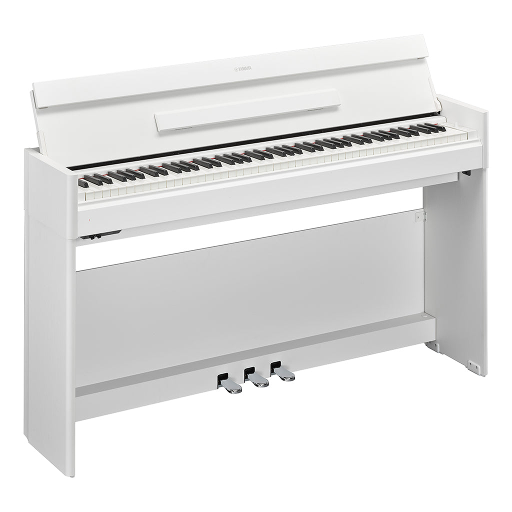 Yamaha YDPS54WH Slimline Digital Piano - White