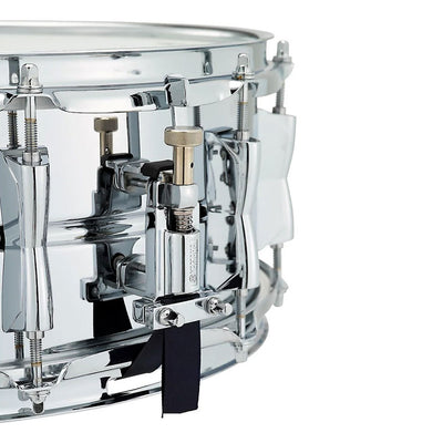 Yamaha - SSS1465 Stage Custom - Steel Snare Drum - 14x6.5
