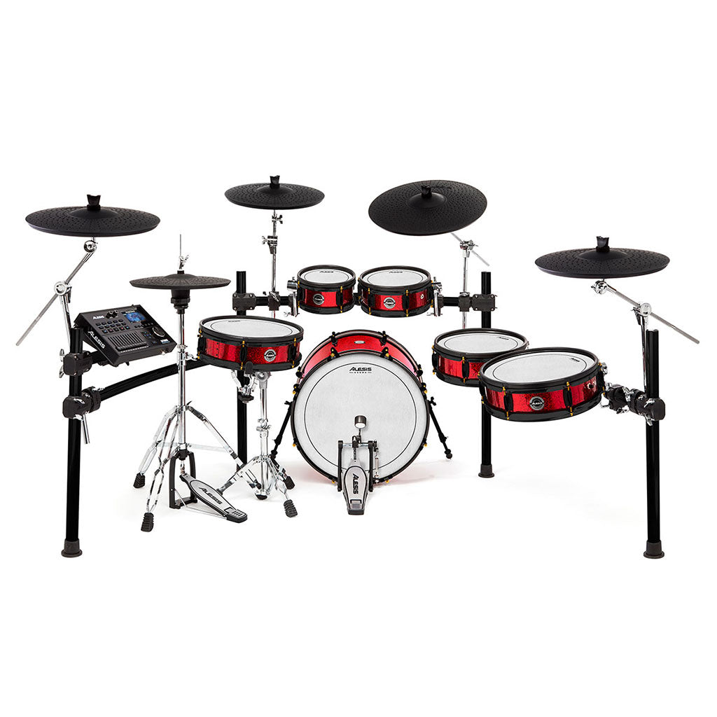 Alesis Strike Pro SE: 6-pc. Mesh Kit with 5 Cymbals