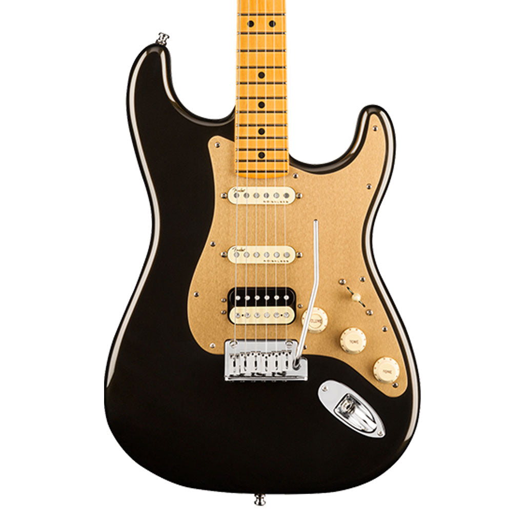 Fender American Ultra Stratocaster HSS - Texas Tea - Maple Neck