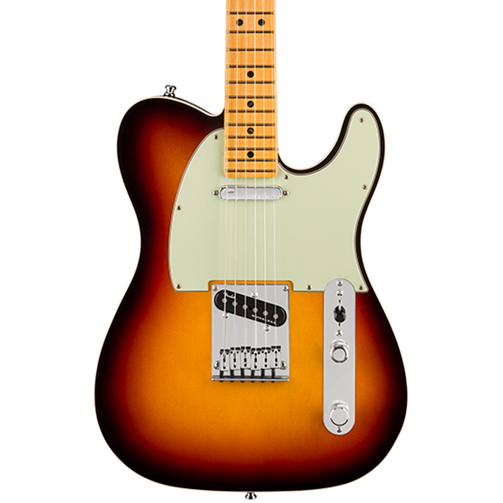 Fender American Ultra Telecaster - Maple Fingerboard - Ultraburst