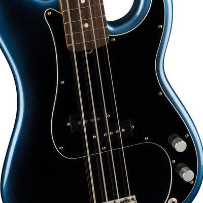 Fender - American Professional II Precision Bass® - Rosewood Fingerboard - Dark Night