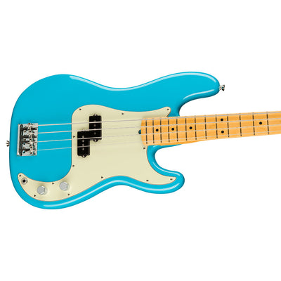 Fender - American Professional II Precision Bass® - Maple Fingerboard - Miami Blue