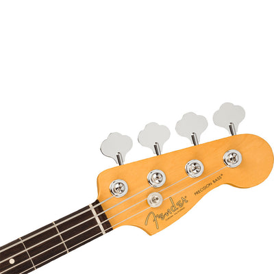 Fender - American Professional II Precision Bass® - Rosewood Fingerboard - Mercury