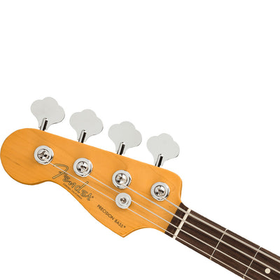 Fender - American Professional II Precision Bass® Left-Hand - Rosewood Fingerboard - Olympic White