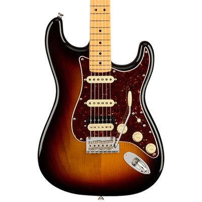 Fender - American Professional II Stratocaster® HSS - Maple Fingerboard - 3-Color Sunburst