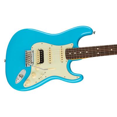 Fender - American Professional II Stratocaster® HSS - Rosewood Fingerboard - Miami Blue