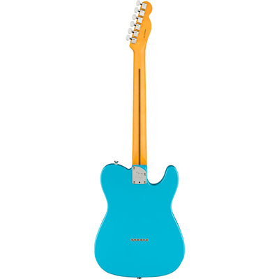 Fender - American Professional II Telecaster® Left-Hand - Rosewood Fingerboard - Miami Blue