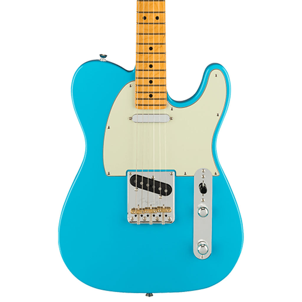 Fender - American Professional II Telecaster® - Maple Fingerboard - Miami Blue