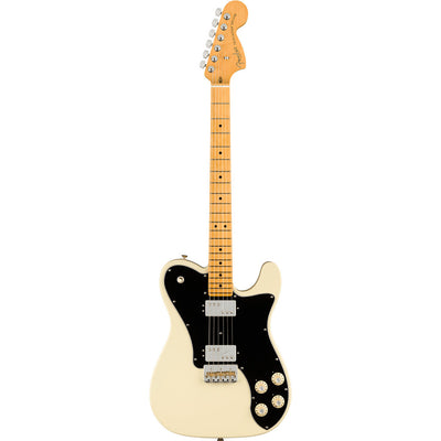 Fender - American Professional II Telecaster® Deluxe - Maple Fingerboard - Olympic White