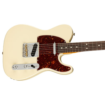 Fender - American Professional II Telecaster® - Rosewood Fingerboard - Olympic White
