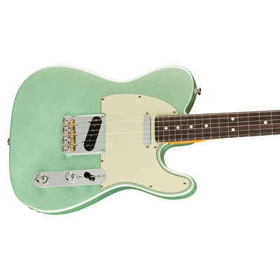 Fender - American Professional II Telecaster® - Rosewood Fingerboard - Mystic Surf Green