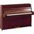 Yamaha JU109PM Upright Piano - Polished Mahogany