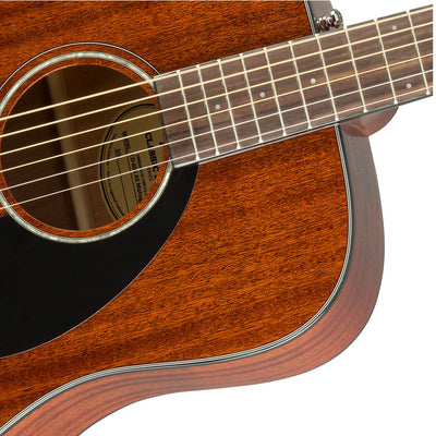 Fender CD-60S Dreadnought - All-Mahogany