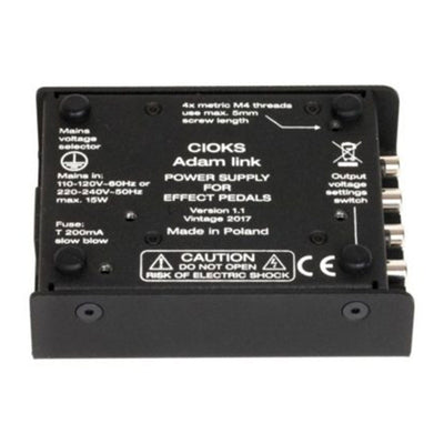 Cioks ADAM LINK - 4 Isolated Outlets 9 & 12V DC