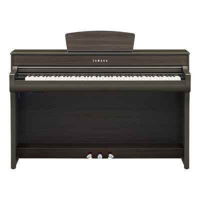 Yamaha CLP735 Digital Piano - Dark Walnut