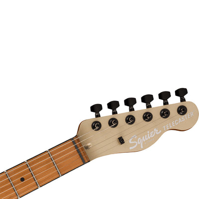 Squier - Contemporary Telecaster® RH - Roasted Maple Fingerboard - Shoreline Gold