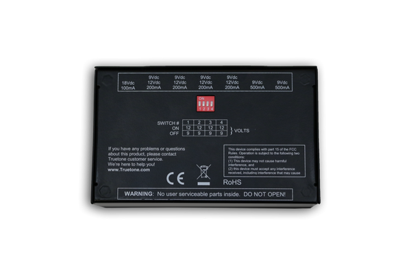 1 Spot Pro CS 7 Multi Voltage Power Supply