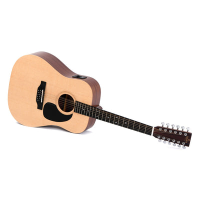 Sigma - DM12E - 12 String Acoustic Guitar