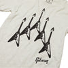 Gibson Flying V Formation Tee - Small