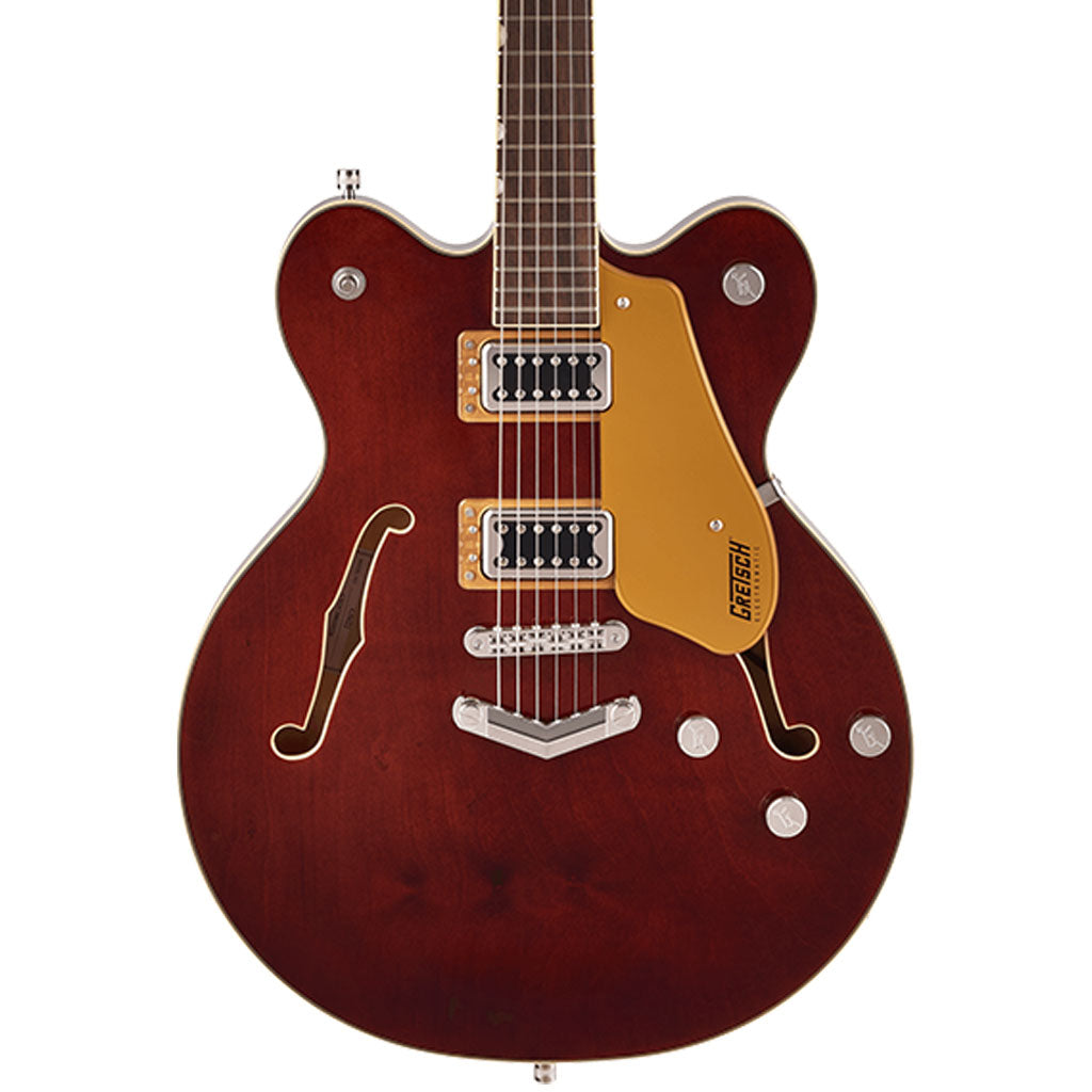 Gretsch - G5622 Electromatic® Center Block Double-Cut with V-Stoptail - Laurel Fingerboard - Aged Walnut