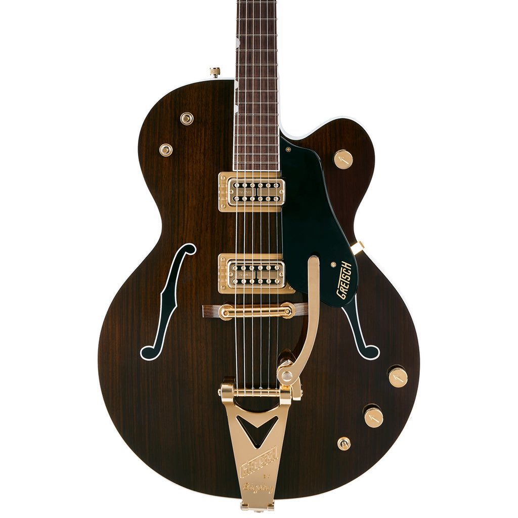 Gretsch - G6119TG-62RW-LTD Limited Edition '62 Rosewood Tenny with Bigsby® and Gold Hardware, Rosewood Fingerboard, Natural