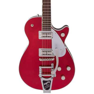 Gretsch G6129T Players Edition Jet™ FT with Bigsby® - Red Sparkle