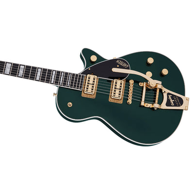 Gretsch - G6228TG Players Edition Jet™ BT with Bigsby® and Gold Hardware - Ebony Fingerboard - Cadillac Green
