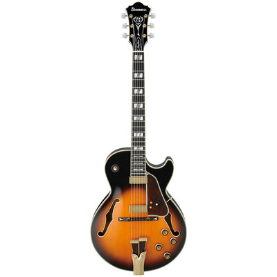 Ibanez - GB10 George Benson Signature - Brown Sunburst