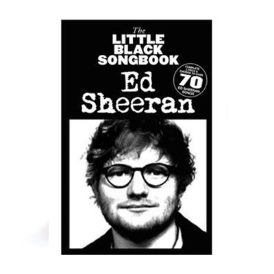 The Little Black Songbook - Ed Sheeran