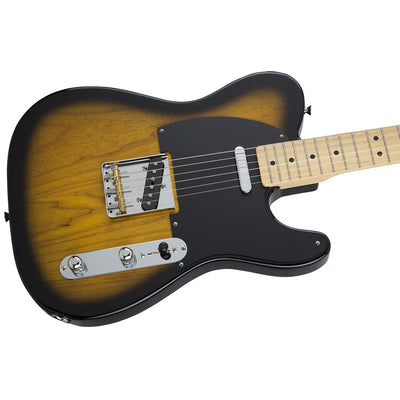 Fender - Made in Japan Hybrid 50s Telecaster® - Maple Fingerboard - 2-Color Sunburst