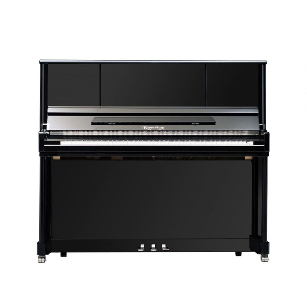 Kayserburg - KN-6 Upright Piano - Ebony Polish
