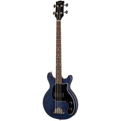 Gibson Les Paul Junior Tribute Double Cut Bass - Blue Stain
