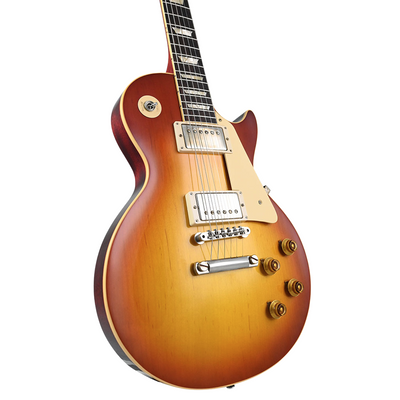 Gibson Custom Shop - 1958 Les Paul Standard Reissue VOS - Washed Cherry Sunburst