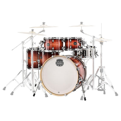 Mapex - Armory - 6 Piece Studioease Fast Shell Pack - Redwood Burst