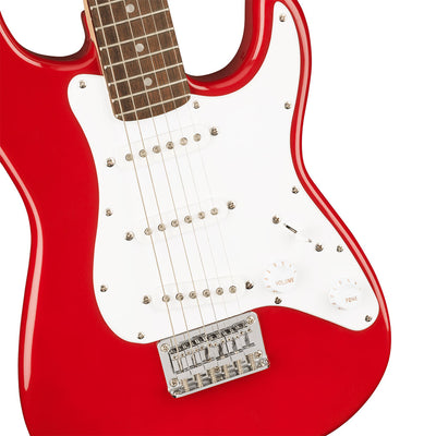 Squier - Mini Stratocaster® - Laurel Fingerboard - Dakota Red