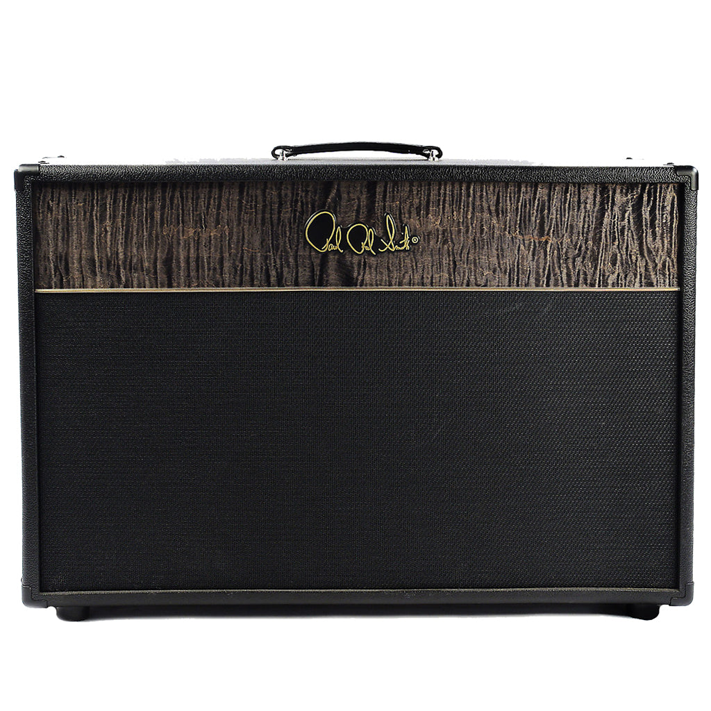 PRS Stealth Cab - 2x12 Speaker Cabinet - Charcoal Maple Fascia