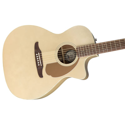 Fender Newporter Player - Champagne