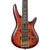 Ibanez SR2405W - 5 String Bass - Brown Topaz Burst