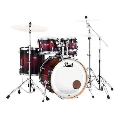 "DMP - 22"" Fusion Plus Kit  - with Hardware Gloss Deep Red"