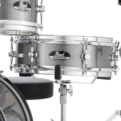 Pearl - Roadshow Junior - 5-Piece Drum Kit Pack - 8,10,13,16k,12s - Grindstone Sparkle