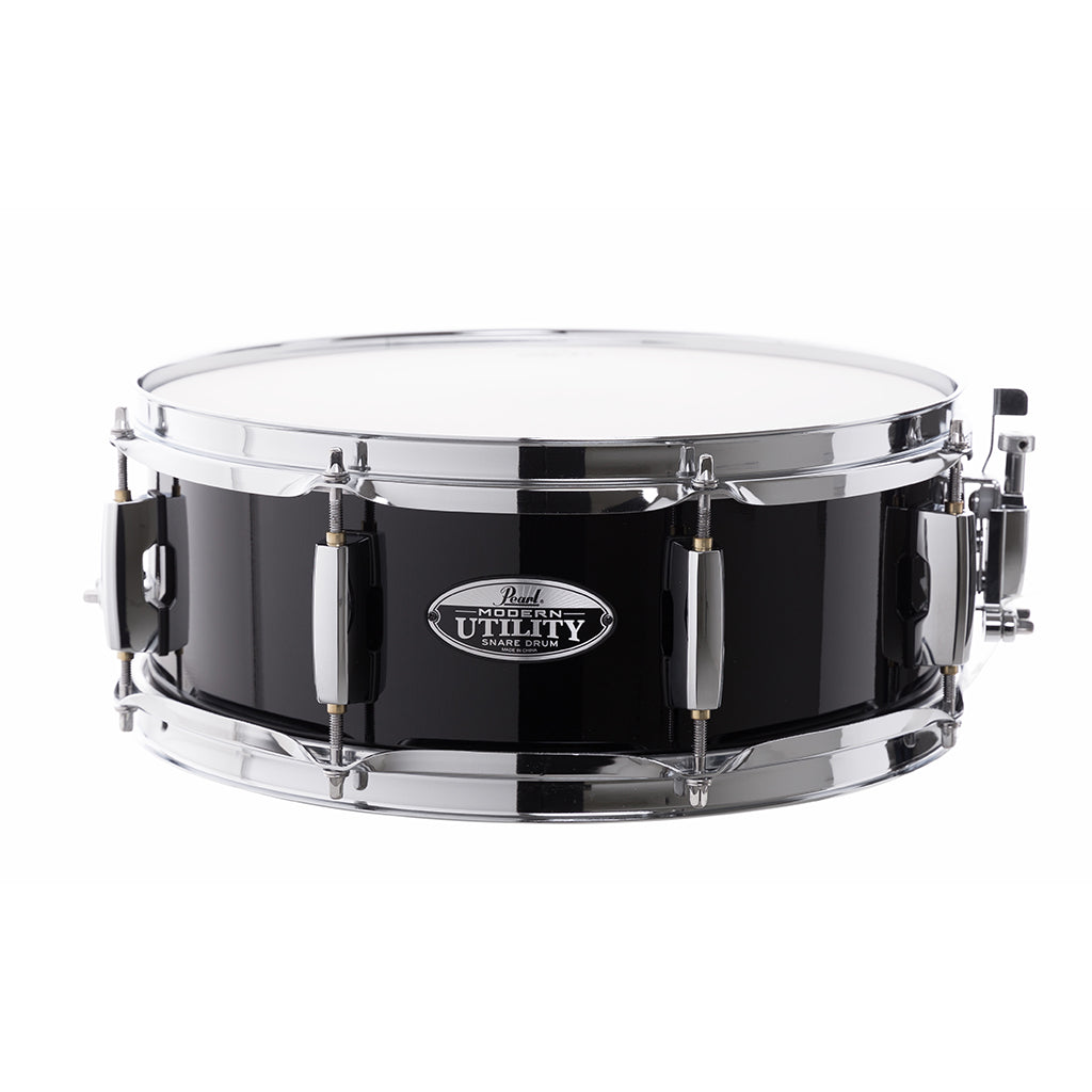 Pearl - 13x5 - Modern Utility Snare - Maple - Black Ice