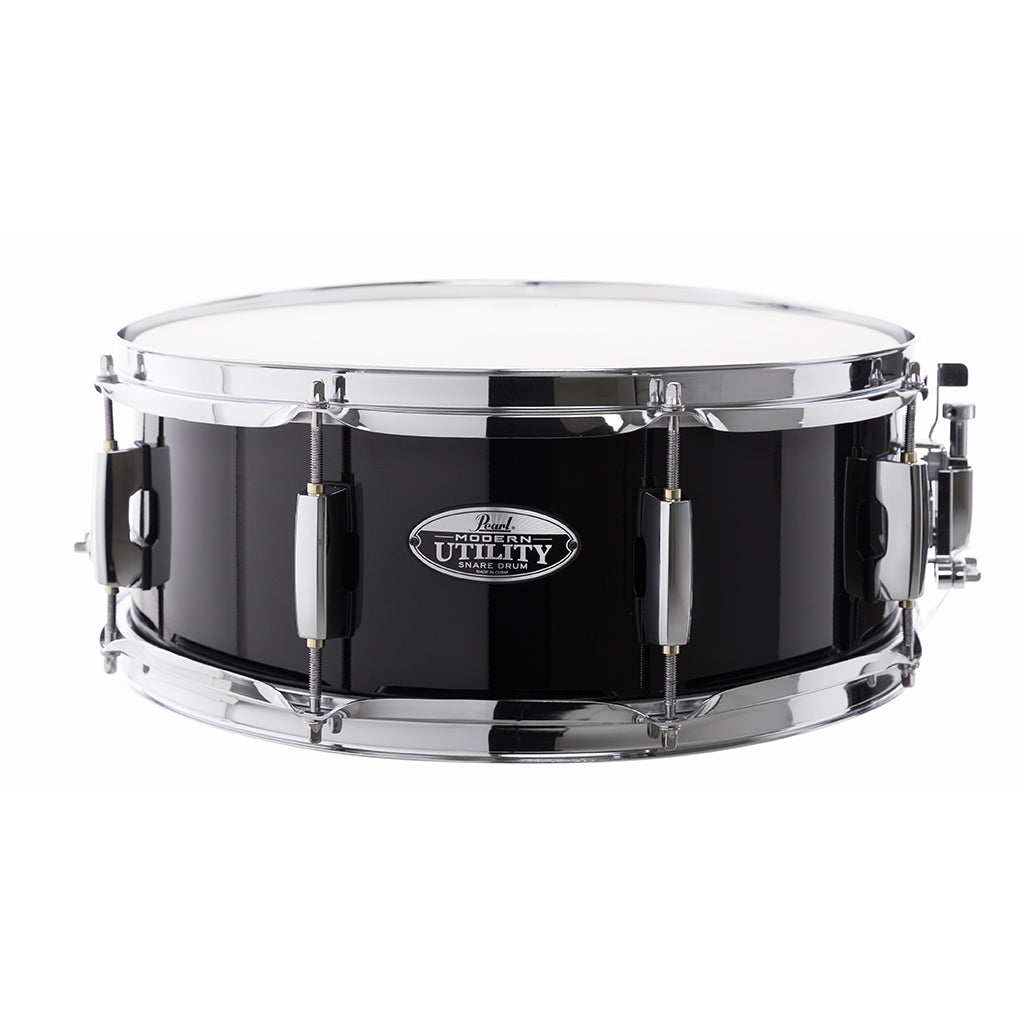 Pearl - 14x5.5 - Modern Utility Snare - Maple - Black Ice