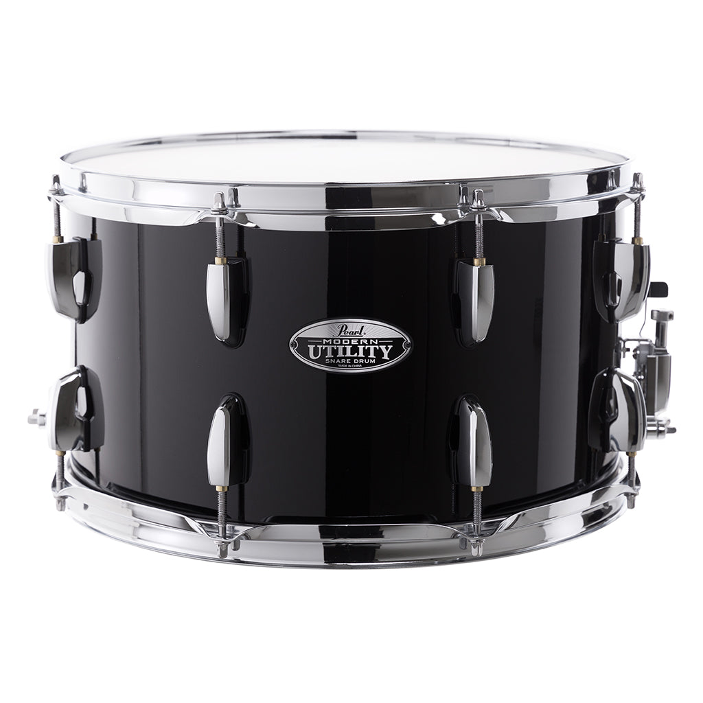 Pearl - 14x8 - Modern Utility Snare - Maple - Black Ice